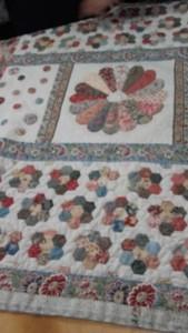 Ria detail quilt