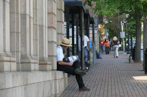 amish in de city